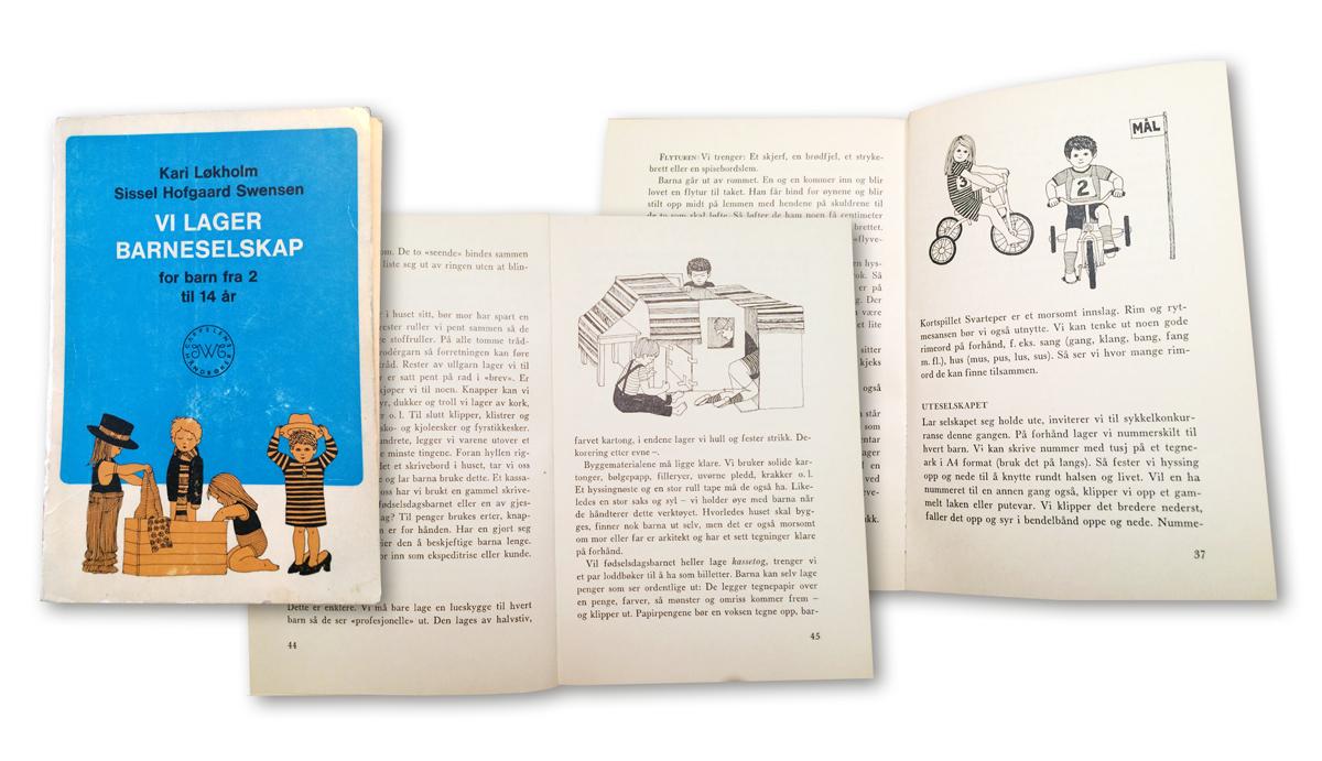 Kari Løkholms bursdagsbok