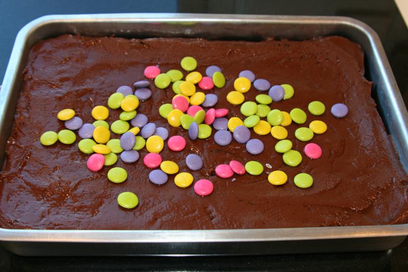 Økonomi sjokoladekake