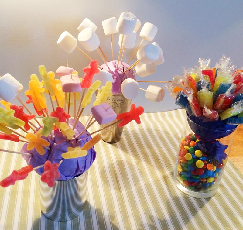 godteri og godis til fest