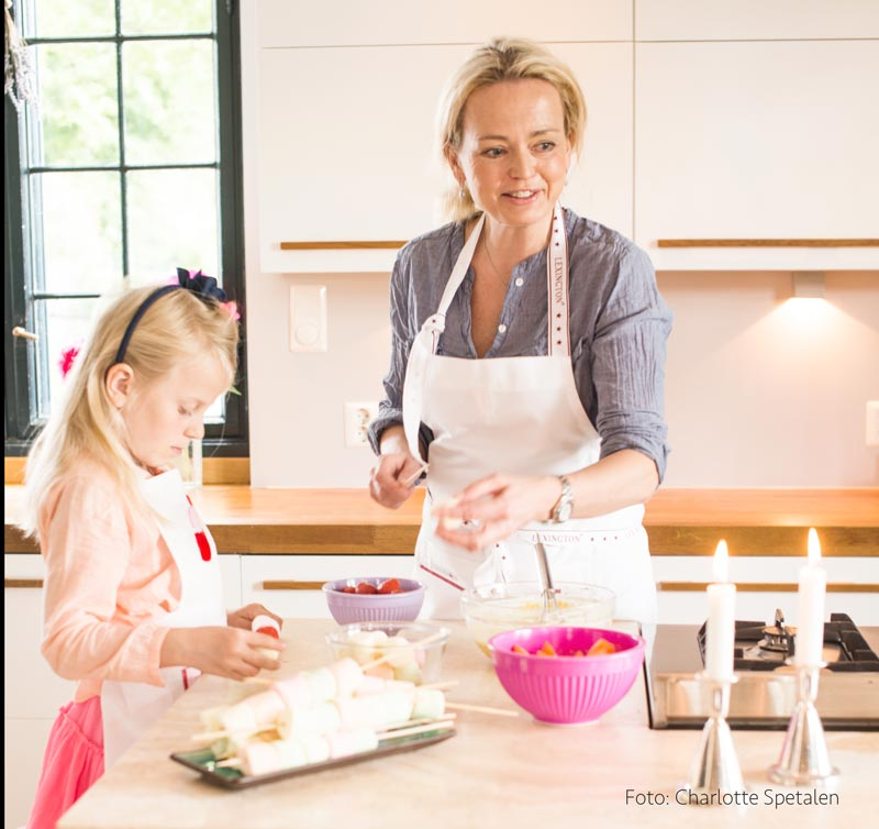 Hva serverer vi i barnebursdag?